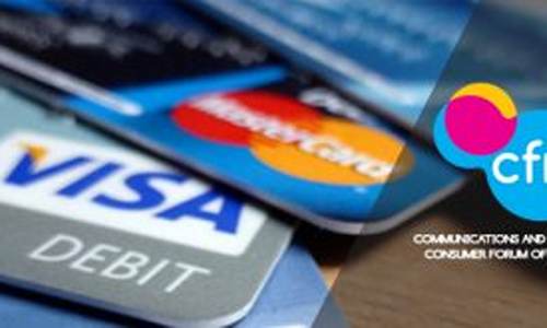 CFM's response to public concerns on Credit Card Fraud & Identity Theft
