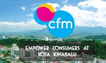 CFM Empowers Consumers and Champions Consumer Rights in Communications and Multimedia Services at Kota Kinabalu