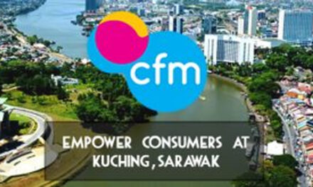 CFM Empowers Consumers and Champions Consumer Rights in Communications and Multimedia Services at Kuching