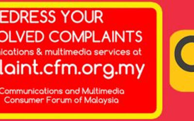 Review of The General Consumer Codes by Communications and Multimedia Consumer Forum of Malaysia