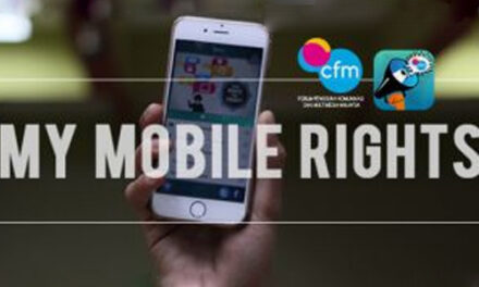 CFM MY MOBILE RIGHTS: STRIVE FOR BETTER SELF SERVE CONSUMER EXPERIENCE