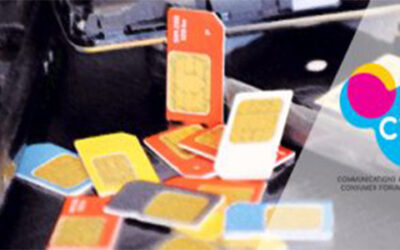 PREPAID SIM CARDS FALSE REGISTRATION ON RISE : CFM DETERMINED TO PROTECT CONSUMERS' RIGHTS