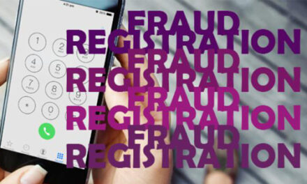 FRAUD REGISTRATION