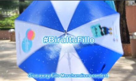 CONTEST #BiruItuFillo