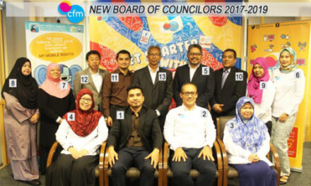 CFM NEW BOARD OF COUNCILORS 2017-2019