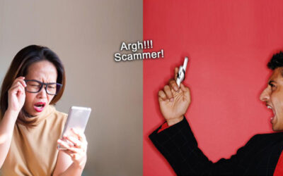 'SCAMMER ALERT' : WAYS TO SECURE YOUR PERSONAL DATA – IDENTITY THEFT PROTECTION