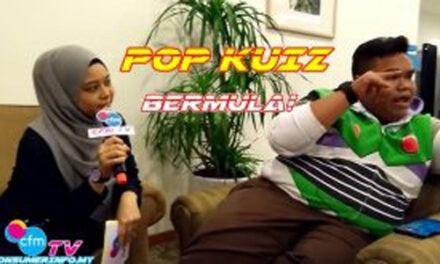 VIDEO- POP KUIZ STYLE – PUNCA DATA CEPAT HABIS