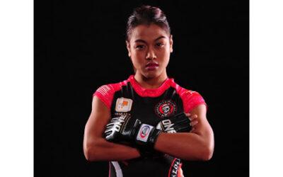 ANN OSMAN – MMA FIGHTER