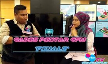 CFM TV : Gadis Pintar CFM