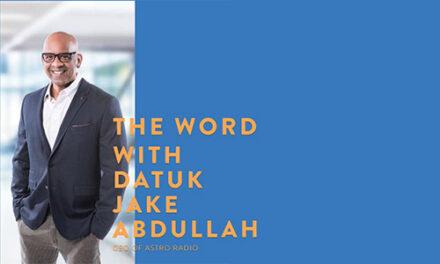 DATUK JAKE ABDULLAH – CEO ASTRO RADIO