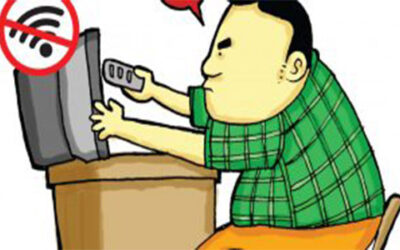 TRUE STORY: UNAVAILABILITY OF INTERNET SERVICE
