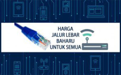 NEW BROADBAND PRICING IS FOR ALL
