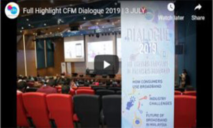 Full Video Highlight CFM Dialogue 2019 | 3 JULY 2019