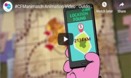 #CFManimatch Animation Video : Outdoor Coverage