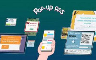 #CFManimatch Animation Video : Pop-Up Ads