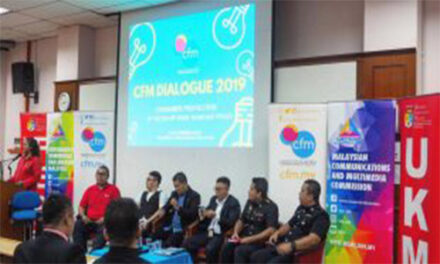 CFM DIALOGUE 2019: STAY SAFE ONLINE