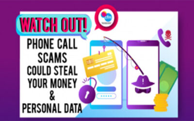 Watch Out! Phone Call Scams Could Steal Your Money and Personal Data
