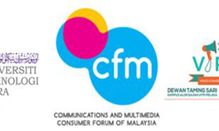 UiTM MELAKA TEAMS UP WITH CFM TO CREATE POSITIVE IMPACT WITH ViRAL16 (VOICE IS RAISED ANONYMOUSLY)