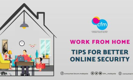 6 CRITICAL THINGS YOU NEED TO DO FOR BETTER ONLINE SECURITY WHEN WORKING FROM HOME