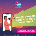 CFM Survey: 3G Sunset