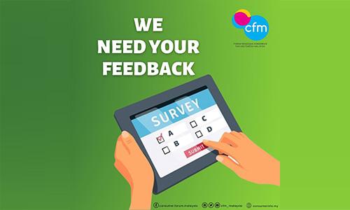 CFM Survey: Fahami Kontrak Anda